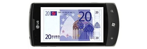 LG lavora per creare un sistema NFC di pagamenti in Europa disponibile nel 2012