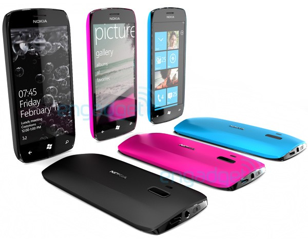 Ecco il primo Windows Phone 7 di Nokia | Concept