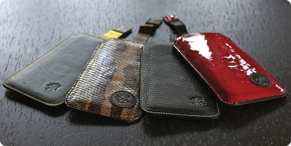 MBcases: delle bellissime custodie in vera pelle, fatte a mano e tutte Made in Italy | iSpazio Product Review