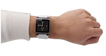 iWatchz: Il cinturino che trasforma l'iPod Nano in orologio è disponibile nell'Apple Store