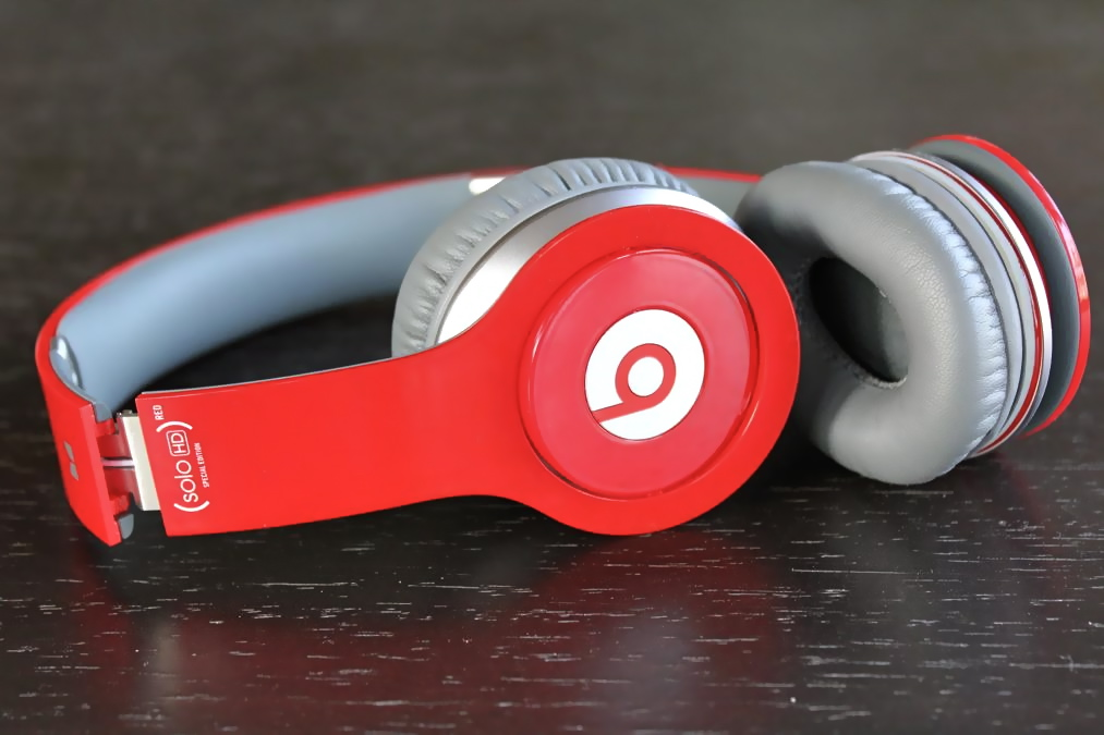 Monster Beats by Dre Solo HD (product) Red Special Edition | iSpazio Product Review