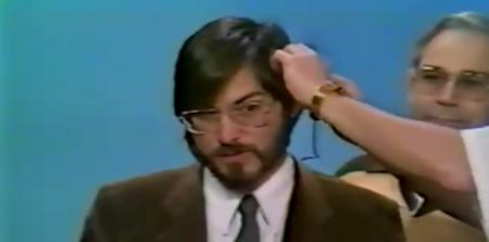Ecco la prima apparizione televisiva di Steve Jobs