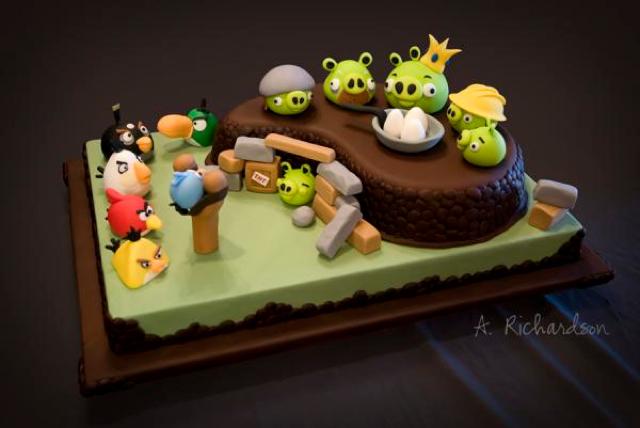 Ogni giorno 200 milioni di minuti vengono trascorsi giocando con Angry Birds
