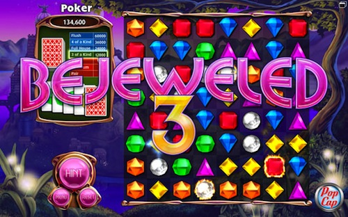 Bejeweled 3 a breve disponibile anche per iPhone e iPad?