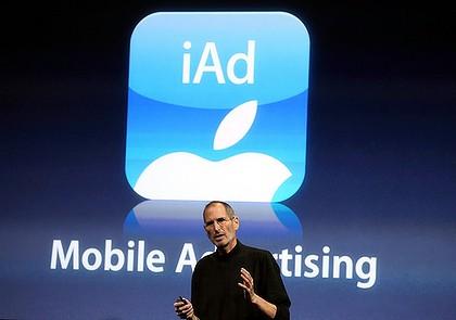 Apple dimezza la soglia minima per iAD
