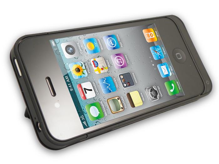 Infinity Battery Case: Una splendida custodia con batteria integrata per iPhone 4!