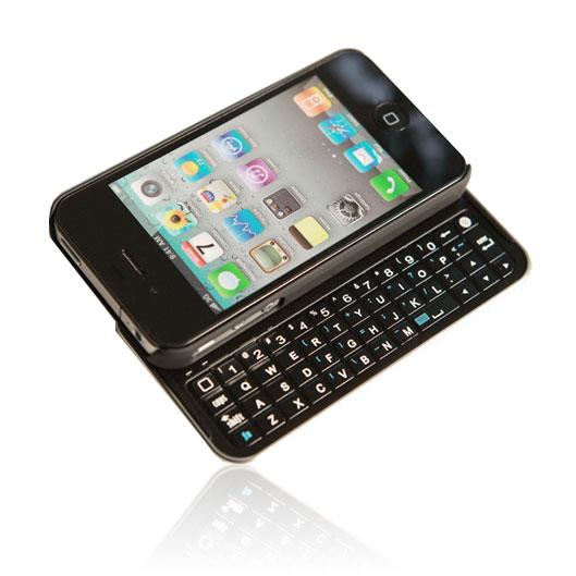 iSlidek: la custodia con tastiera fisica Bluetooth per iPhone 4 e 3GS