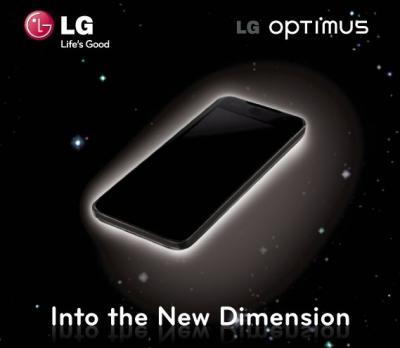 Optimus 3D: ecco il primo spot del prossimo terminale LG