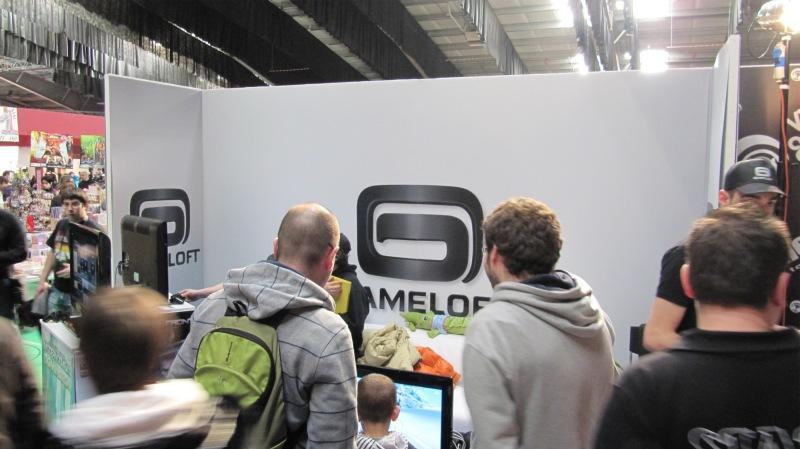Prosegue la presenza di Gameloft al Videogames Party Tour 2011. Da domani al Cartoomics di Milano.