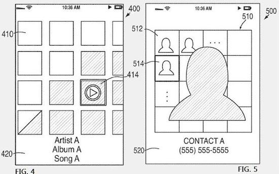 Sarà questa la nuova interfaccia grafica dell'iOS 5?