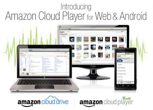 Amazon introduce Cloud Drive e Cloud Player: Due nuove soluzioni GRATUITE per lo storage e la riproduzione in streaming