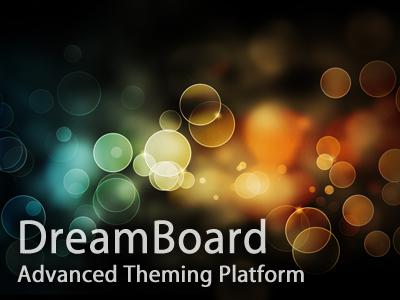 DreamBoard un'alternativa a WinterBoard a breve disponibile   Anteprima Cydia