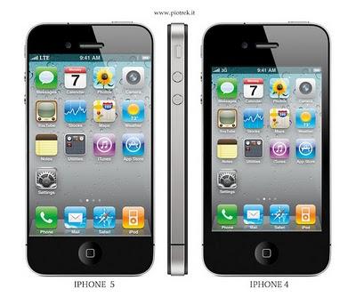 Maggiori dettagli sul prossimo iPhone 5 | Rumor