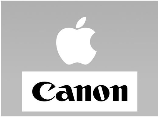 Apple e Canon insieme per la realizzazione di un nuovo progetto? | Rumors