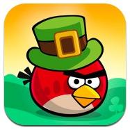 Angry Birds Seasons: disponibile l'atteso update per San Patrizio
