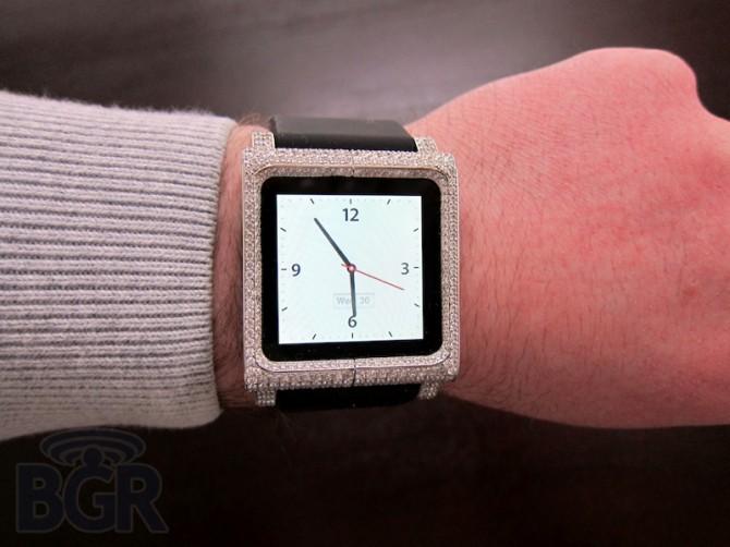 Ecco a voi un orologio per iPod Nano da 18.000$   Codice Redeem in palio