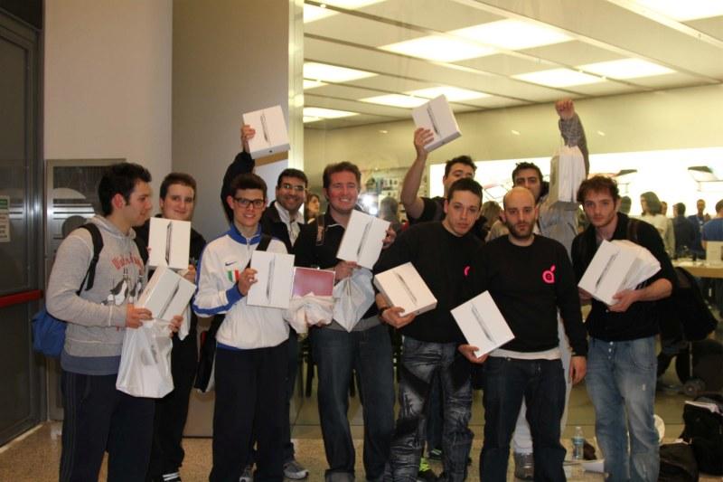 Due giorni dopo il lancio dell'iPad 2, condividiamo con voi i nostri risultati