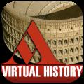 Virtual History Roma di Mondadori Digital è stata l'unica applicazione italiana ad essere acclamata da Steve Jobs durante il Keynote