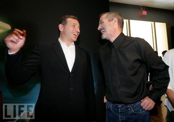 Steve Jobs ri-eletto nel consiglio di amministrazione della Disney