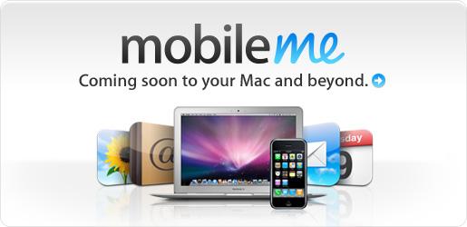 Nuovo servizio MobileMe in arrivo il prossimo mese   Rumors