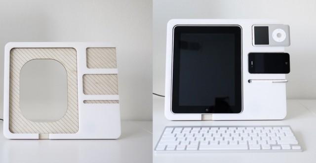 Polyply un nuovo accessorio per tenere in modo ordinato i vostri iDevices
