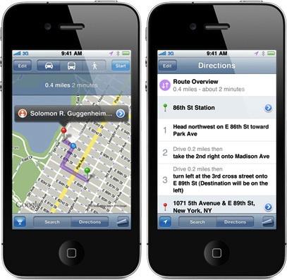 Apple conferma di lavorare sulla navigazione GPS turn-by-turn per iOS, ma cerchiamo di vederci chiaro!
