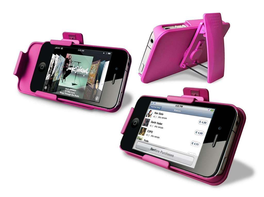 Puro presenta la 3×1 Cover per iPhone 4: Tre funzioni in un unico prodotto
