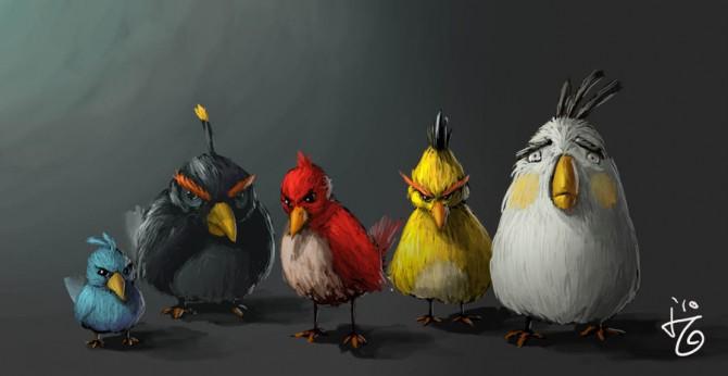Angry Birds Sync: in arrivo questa estate un sistema di sincronizzazione dei progressi