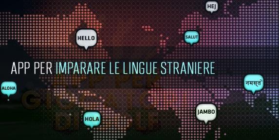 App per imparare le lingue straniere: un'interessante sezione presente nell'AppStore