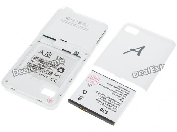 Apple Peel 530: Trasforma l'iPod Touch 4G in un vero iPhone, aggiungendo la parte telefonica