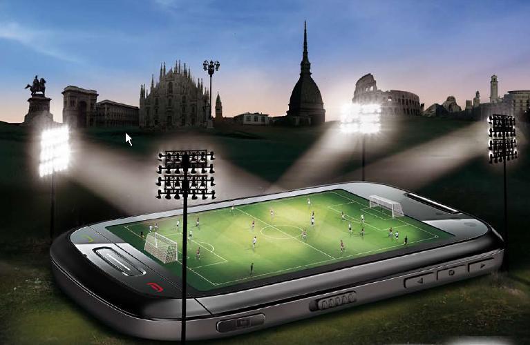 Gazzetta Mobile e Vodafone vi regalano la 34° giornata del Campionato di Serie A sul vostro iPhone