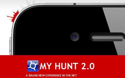 My Hunt 2.0: Ora potremo creare noi la caccia al tesoro da giocare con gli iPhone