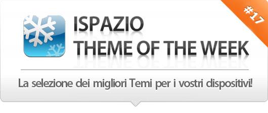iSpazio Theme of the Week #17: Ecco il tema della settimana scelto da iSpazio