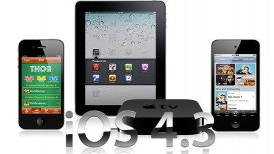 Apple pronta a rilasciare l'iOS 4.3.3?