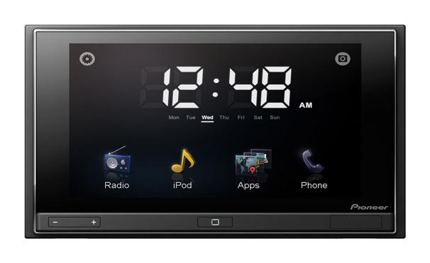 AppRadio di Pioneer: la prima autoradio su cui girano le App di iOS!