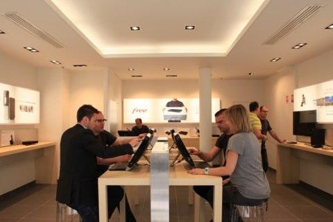 Ecco i FreeStore: i nuovi Store francesi… che già conosciamo! | Curiosità