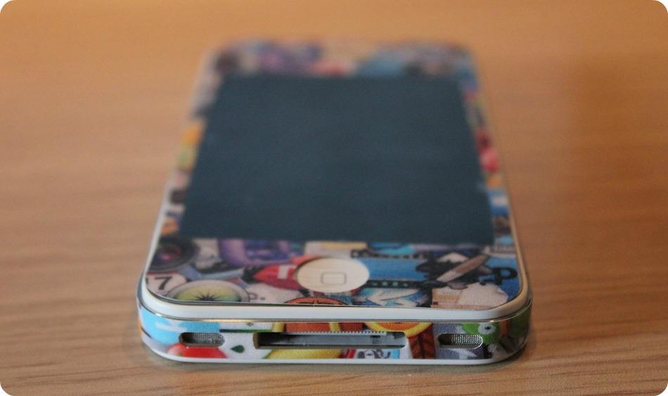 Personalizza il tuo iPhone proteggendolo ad un prezzo accessibile, con i-Paint   iSpazio Video Product Review