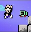 Vi manca una versione di Super Mario Bros. per iPhone? Presto arriverà Super Steve Bros!