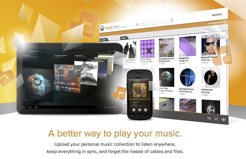 Google Music è una realtà: ecco il video introduttivo del nuovo servizio Musicale cloud-based