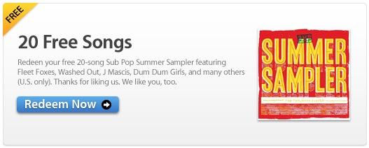 iTunes regala codici redeem per scaricare 20 brani dallo Store americano. Ecco come partecipare all'iniziativa!