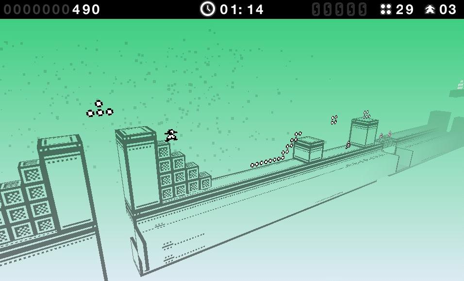 1-bit Ninja: in arrivo un divertentissimo plattform con una visuale davvero particolare!