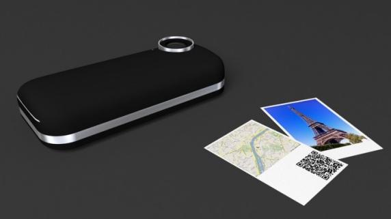 Ecco un bellissimo concept di una Stampante per iPhone