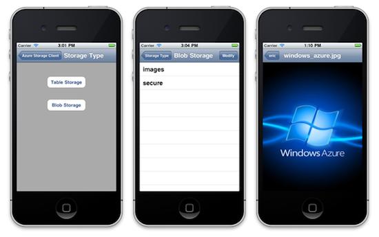 Microsoft rilascia il Windows Azure Toolkit per iOS