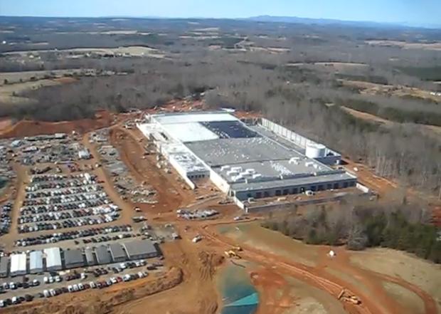 Apple lavora ad una solar farm nel North Carolina con una compagnia energetica statunitense