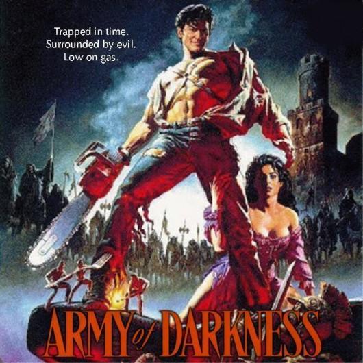 Army of Darkness: Defense arriverà su iPhone e iPad il 12 Maggio