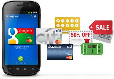 Google presenta Google Wallet: il portafoglio digitale su mobile!