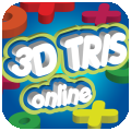 3D Tris Online: il tris su 3 dimensioni arriva in AppStore ed è disponibile gratuitamente solo per 48 ore