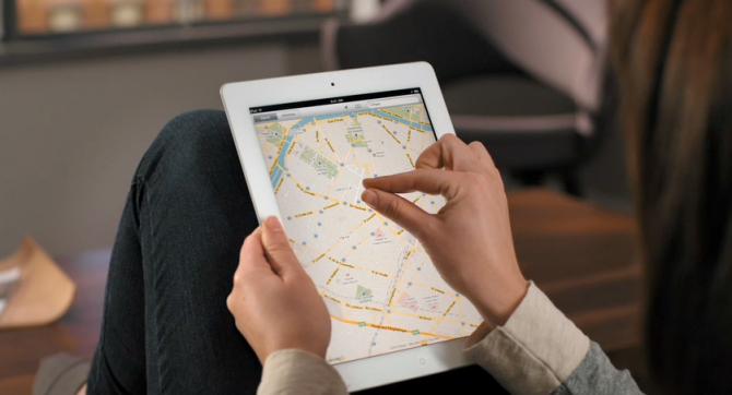 iOS 5 avrà una nuova applicazione Mappe con una nuova UI e tante funzioni. Questo quello che si evince da una nuova offerta di lavoro