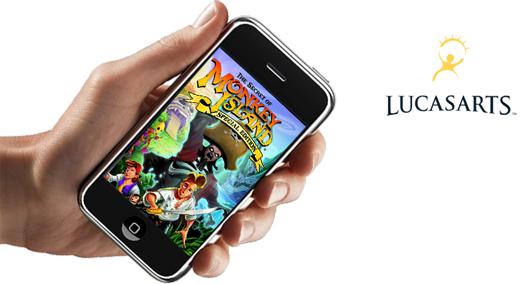 La LucasArts realizzerà nuovi giochi iOS sfruttando l'Unreal Engine