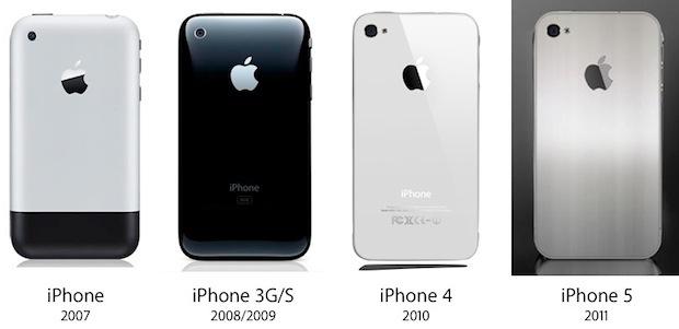 iPhone 5 in arrivo il 21 Novembre in Inghilterra   Rumor